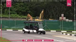 طموحات كبيرة لسنغافورة في مجال المركبات ذاتية القيادة