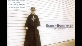 Echo and The Bunnymen - It's Alright