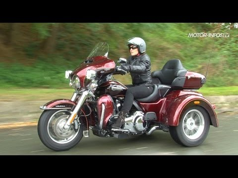 Essai Harley-Davidson Tri Glide
