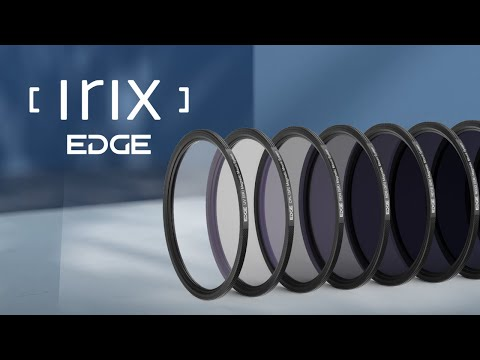 Irix Edge Magnetic Mount System Filters - Rediscover the filmmaking
