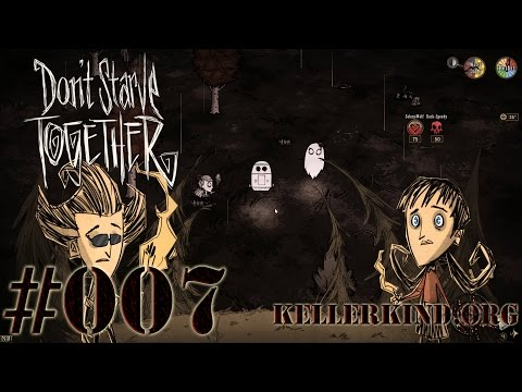 Don't Starve Together #7 – Man lebt nur x Mal ★ Speedy plays Don't Starve Together [HD|60FPS]