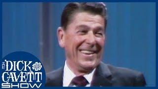 Gov. Ronald Reagan On His Worst Movie   The Dick Cavett Show