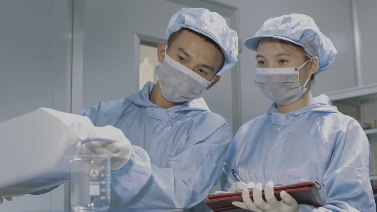 Dây chuyền sản xuất mỹ phẩm đạt chuẩn C GMP - ASEAN