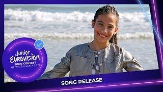 Musik-Video-Miniaturansicht zu Marte Songtext von Melani Garcia