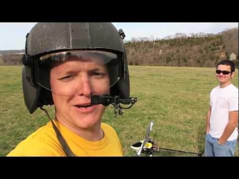 Fyzika helikoptér #1: Intro