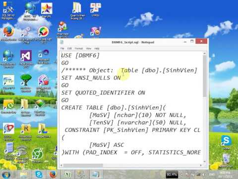 VD02 - Thao tác với SQL management(other)