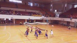 2016中華盃  自選舞龍社會組  卓蘭高中  苗栗民俗體育委員會 -1