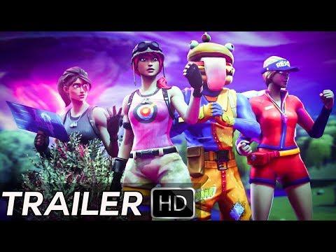 Epic Games Presents: FORTNITE THE MOVIE (Trailer)