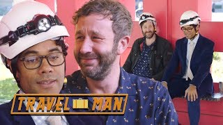 Moss & Roy Reunited - Richard Ayoade & Chris O'Dowd Best Bits | Travel Man