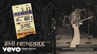 Jimi Hendrix - Voodoo Child (Slight Return) - Toronto 1969