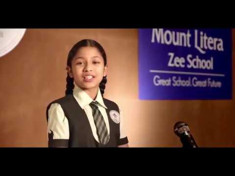 Zee School ad