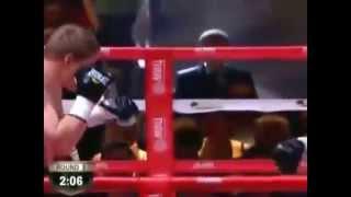 Fight Video. Бокс!!Поветкин vs Перес победа нокаутом в 1 раунде!!!