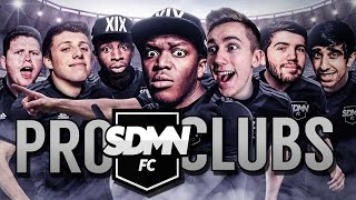 BEST EVER SIDEMEN PRO CLUBS MOMENTS!