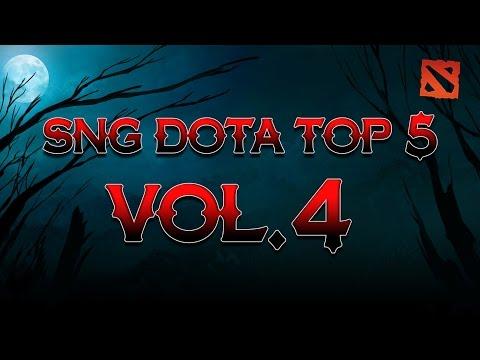 SNG Dota Top 5 vol.4