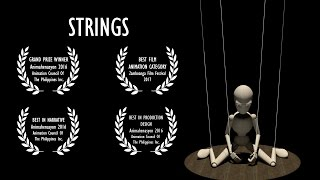 Strings- An Animated Short Film