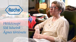 Living with Multiple Sclerosis I Ágnes's story