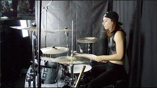 Cold Water - Drum Cover - Major Lazer ft. Justin Bieber & MØ