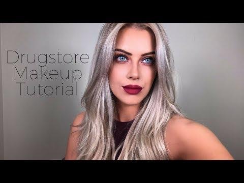 Affordable Christmas Makeup Tutorial | Chloe Boucher