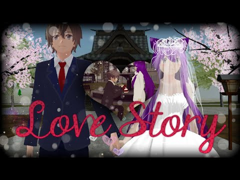 School Girls Simulator Love Story | Short Movie