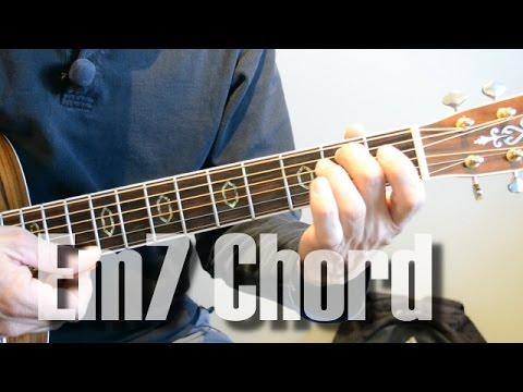 Em7 Chord  - Guitar Lesson