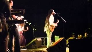 "Ziggy Marley Live ""Let Jah Will Be Done"" at The Orange Peel in Asheville NC on 4/29/2012"