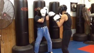 preview picture of video 'Boxing Sparring Mixed Martial Arts Howard Beach NY 11414 Ozone Park 11417 Richmond Hill 11418'