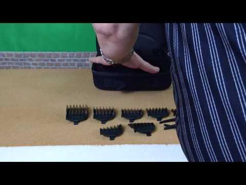 Test Remington Haarschneide Maschine