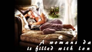 A Woman's Heart  by Chris De Burgh (with Lyrics)