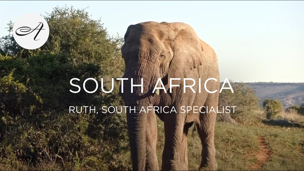 My travels in South Africa 2017