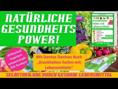 NATÜRLICHE GESUNDHEITSPOWER! (indayi edition / Dantse)