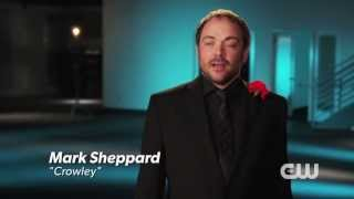 Promo Saison 9 : Mark Sheppard Interview