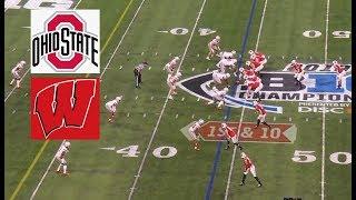 Wisconsin vs Ohio State 2019-2020 Big Ten Football Championship Game Highlights