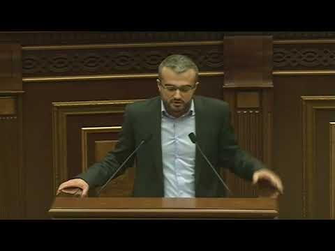 Արմեն Ստեփանյանի ելույթը ԱԺ-ում պահպանվող տարածքների վերաբերյալ լսումներին