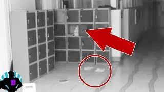 6 Cosas Paranormales Captadas en Colegios