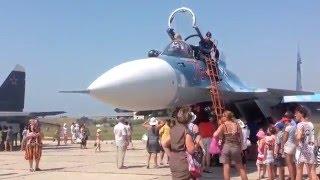Изучаю истребитель Су-33