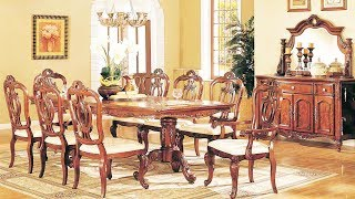 Dining Room Sets | Dining Room Table And Chairs Design Ideas 2018 | Dining Room Furniture