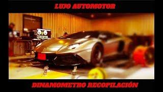 ¡¡Super Autos en el Dinamómetro!!