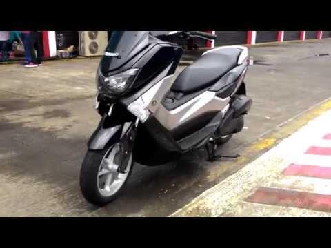 2015 Yamaha NMAX ABS