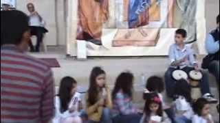 preview picture of video 'جماعات طريق الموعوظين في الرسالة - جنوب لبنان   صيدا'