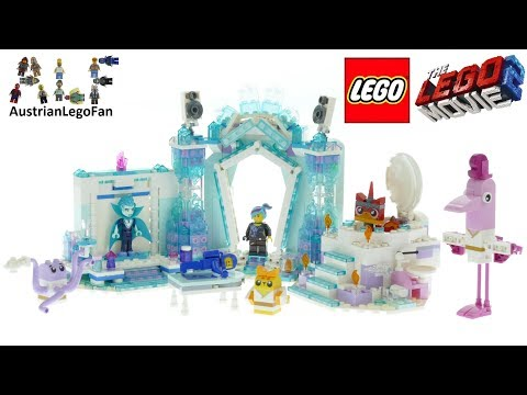 Vidéo LEGO The LEGO Movie 70837 : Le spa brillant et scintillant