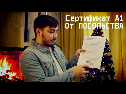 Выдают ли Сертификат А1 от посольства?ИТОГИ ПРОШЕДШЕГО ГОДА