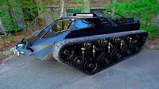 Top 10 Extreme Vehicles You Never Knew Existed - Amazing Futuristic Technology