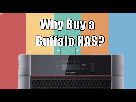 Why Should you Buy a Buffalo NAS?
