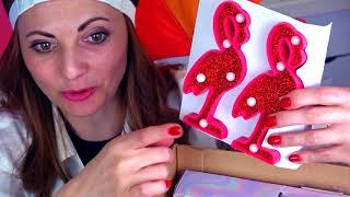 Деньги Supreme в Mystery Box ПОДАРКИ Adidas Nike и Vans для Инны и Кати / Шар предсказаний и игрушки