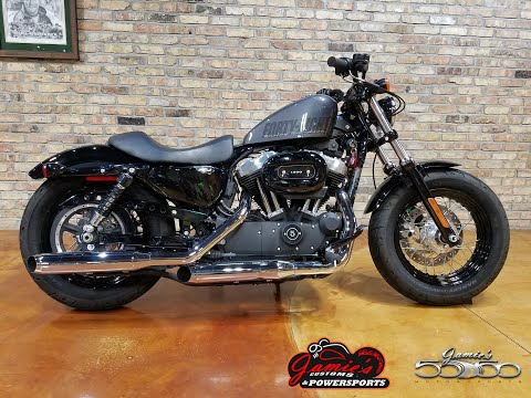 2015 Harley-Davidson Forty-Eight® in Big Bend, Wisconsin - Video 1