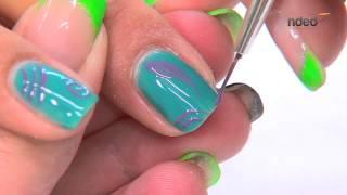 Nail Art With Gel Nail Polish For Summer Nail Designs | Nded.com