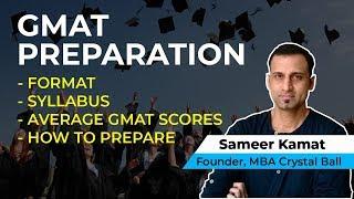 GMAT Preparation Guide: Exam Format, Syllabus, Best Books