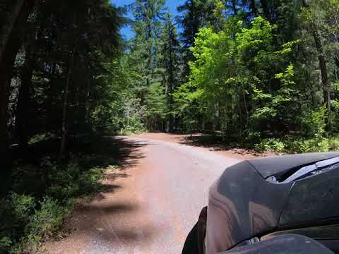 Video Of Whitehorse Falls Campground, OR