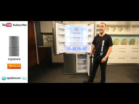 583L Smeg 4 Door Fridge FQ60XPA Reviewed by product expert - Appliances Online
