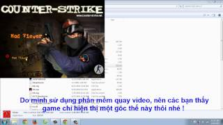 Link download game bắn súng Half Life 1.3 (Counter Strike)